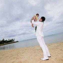 ハワイ前撮りの写真 22枚目
