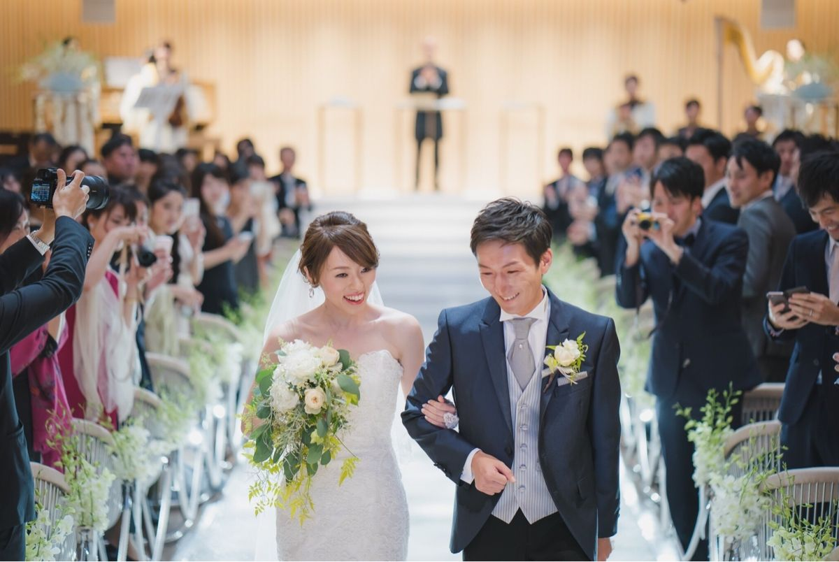 w_w__weddingさんのノートルダム横浜みなとみらい写真1枚目