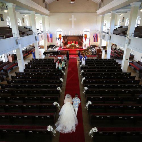 e.t_wdg_hawaiiさんのカワイアハオ教会写真3枚目