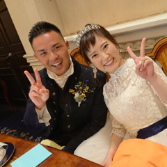 wedding_sayanosukeさんのアイコン画像