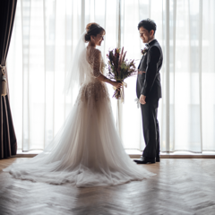 sa____k.weddingさんのプロフィール写真