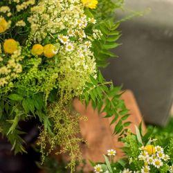 アペリティーボ、装花の写真 11枚目