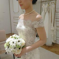 ドレス選びの写真 3枚目