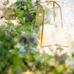 テーブルコーデ・装花の写真 1枚目