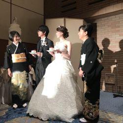 ケーキ入刀・ファースト・サンクスバイトの写真 9枚目