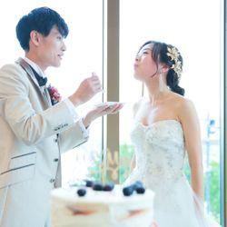 ケーキ入刀の写真 4枚目
