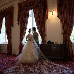 披露宴第二部 ウェディングドレスの写真 8枚目