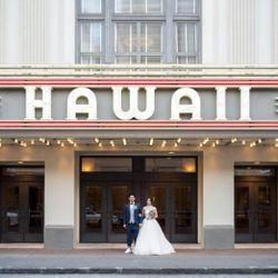 ハワイ前撮りの写真 16枚目