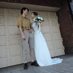 セルフ前撮り(横浜)の写真 24枚目