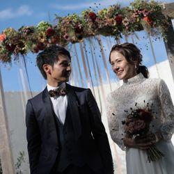 結婚式後の写真 3枚目