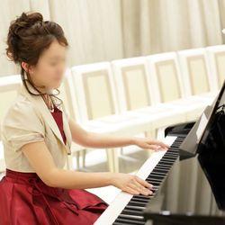 新婦から母への手紙 友人ピアノの写真 1枚目