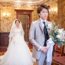 結婚式前撮影の写真 2枚目