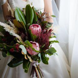 ブーケ、会場装花、装飾の写真 3枚目