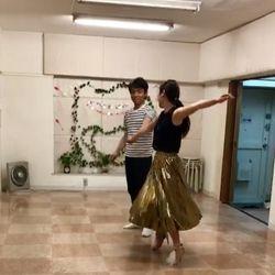 ファーストダンスの写真 1枚目