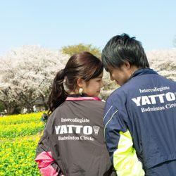 桜エンゲージメントフォトの写真 3枚目