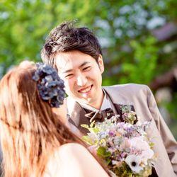 結婚式後撮影の写真 2枚目