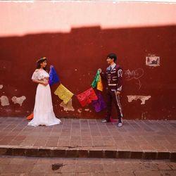 メキシコ前撮りの写真 4枚目