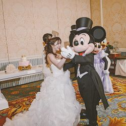 Walt Disney World挙式の写真 2枚目