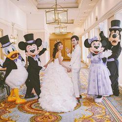 Walt Disney World挙式の写真 3枚目