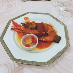 披露宴 料理の写真 4枚目