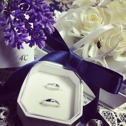 婚約指輪・結婚指輪の写真 2枚目