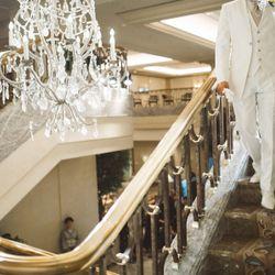 大階段と館内の写真 4枚目