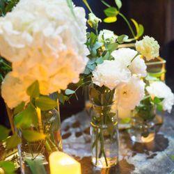 披露宴会場*装花の写真 8枚目