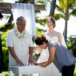 Hawaii*ハレプナカイ挙式の写真 14枚目