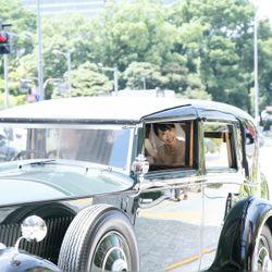 挙式後~ロールスロイスクルージング~ロビーウォークの写真 2枚目