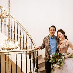結婚式後撮影の写真 1枚目