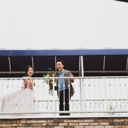 結婚式後撮影の写真 3枚目