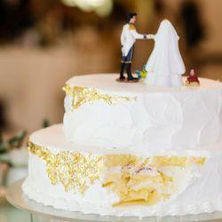 ウェディング ケーキの写真 1枚目