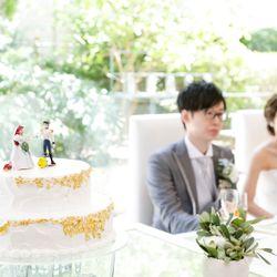 ウェディング ケーキの写真 3枚目
