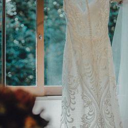 お色直しドレスの写真 1枚目