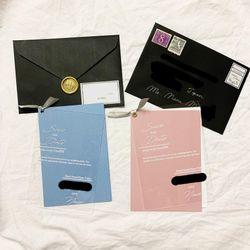招待状の写真 3枚目