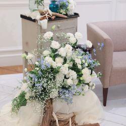 国内披露宴装花の写真 3枚目