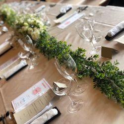 食事会装飾の写真 2枚目