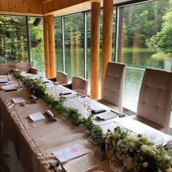 食事会装飾の写真 3枚目