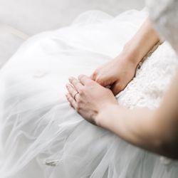 結婚指輪の写真 2枚目