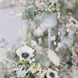 披露宴・テーブル装花の写真 17枚目