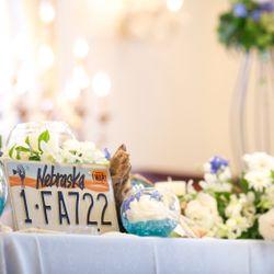 高砂、ゲストテーブル、ブーケの写真 9枚目