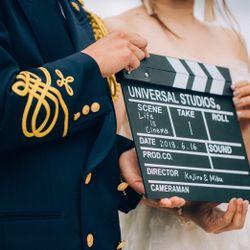 結婚証明書:カチンコの写真 1枚目