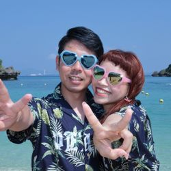 沖縄後撮りの写真 2枚目