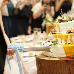 wedding  cakeの写真 3枚目