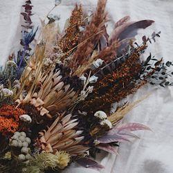 - 装花 & リング -の写真 3枚目