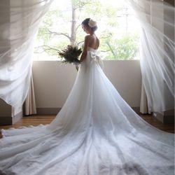 weddingドレス&colorドレスの写真 3枚目
