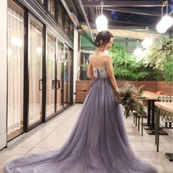 weddingドレス&colorドレスの写真 4枚目