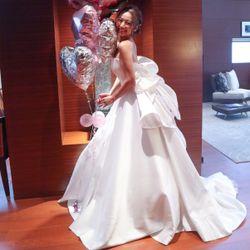 挙式ウェディングドレスの写真 4枚目