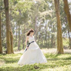 リムジンショット〜ビーチフォトの写真 1枚目