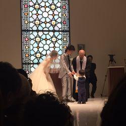 挙式 教会式の写真 17枚目